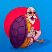 Master Roshi, you dog you. by JeffMyles