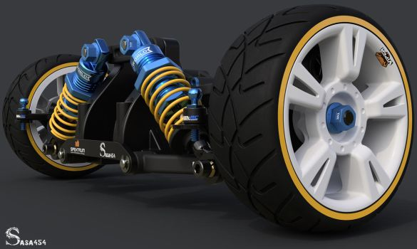 Toy Suspension Whell by sasa454