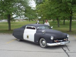 Hot Rod police car by cobaltsupersport