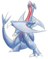 Jaws, the Garchomp request by Lumina93