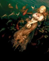 Ophelia by eronipple