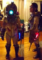 Bioshock Eleanor - bad photos by Lily-pily