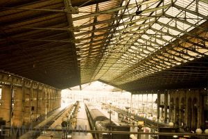 The beauty of Gare D'Nord by oEmmanuele