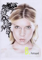 Fleur Delacour-Clemence Poesy by B-Portrayed