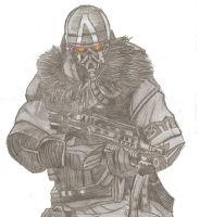 Helghast by ChocolateBiscuits