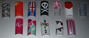 Nail art collection by Bexiieeee