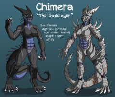 Chimera by Rikkoshaye