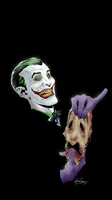 The Joker Returns by Xgiroux23