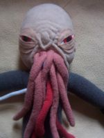 OOD PLUSH DOCTOR WHO CLOSE by Victim-RED