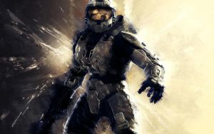 Video Game halo 4 381237 by talha122