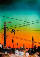Pyramid by aksztrk29