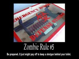 Zombie Rules 5 by psbox362
