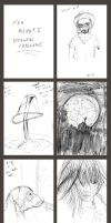 Ten Minute Drawing Challenge by Hpkipmc