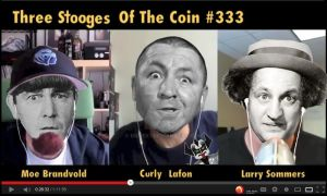3 Stooges of the Coin by medek1