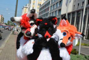 Eurofurence 19 Magdeburg Germany 2013 by jashis
