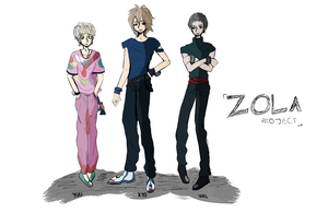 VOCALOID: ZOLA PROJECT by kasanexkagamine