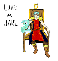 Like A Jarl by glue123