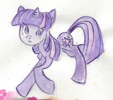 Twilight Sparkle by Chuck-Norrisss