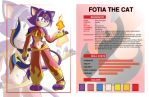 BIO Fotia the Cat by Dogwhitesector