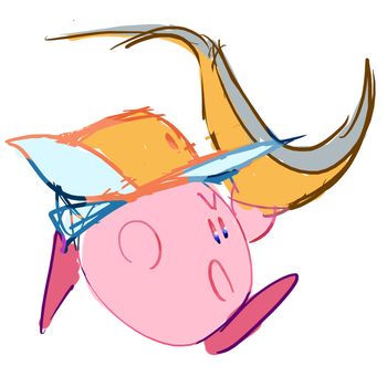 cutter kirby by theultimatenootnoot