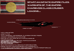 Charbydis Class Cruiser by soundwave3591
