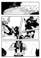 Ideas You'll Never See Cassandra Cain Page 1 by Schwartzwald