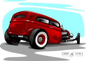 new hot rod by chapstyle