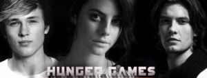 The Hunger Games Banner by Liliah