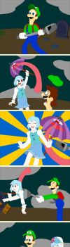 Luigi's Ghost by Not-the-New-Account