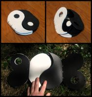 Yin Yang Journal by Madelei