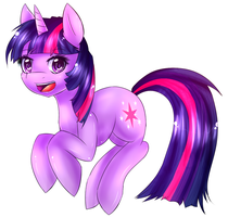 Twilight Sparkle by miss-mixi