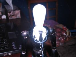 My Slenderman Doll -4- by Cageyshick05