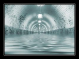 Mysterious Tunnel by rosalindharrison
