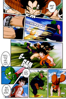 DragonBall Z Abridged: The Manga - Page 056 by penniavaswen