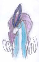 suicune by Zincwolf