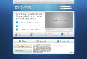 Your Business Website..Website by spud100