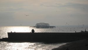 West Pier by JohntheFishLovesCurt