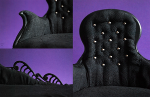MSD Gothic Chaise Longue Details by Katja-dollab