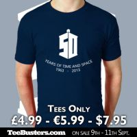 '50 Years of Doctor Who' by The Doctor by Teebusters