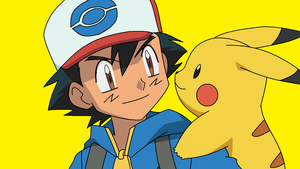 Ash And Pikachu by PokemonBWishesCilan