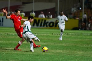 Bahrain VS Saudi Arabia  14 by alkumaish