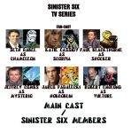 Sinister Six Fancast, part 1 by ZoKpooL1