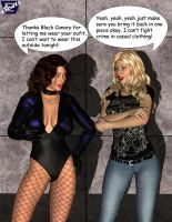 The Canary's Outfit by ImfamousE