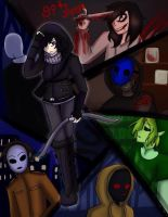 Creepypasta by AK-47x