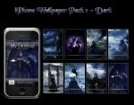 iPhone_iPod Touch WP 1 Dark by FrozenStarRo
