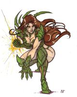 WitchBlade by CrimsonArtz
