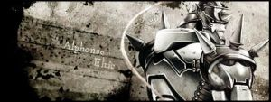 Alphonse Elric by Astrascia