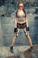 Lara Croft Cosplay #22 by errRust