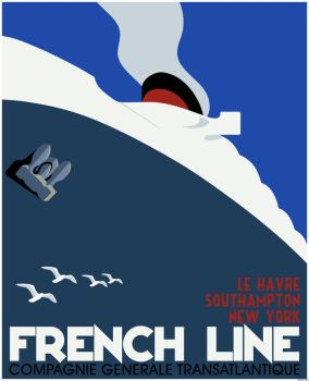 French Line 2 by stefanparis