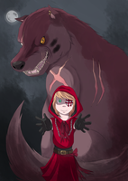 Red Riding Beast by DNAfused
